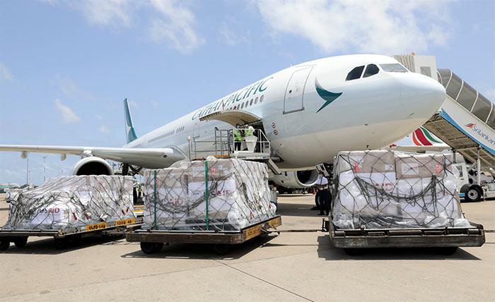 The United States has donated 500,000 COVID-19 Rapid Diagnostic Tests to Sri Lanka