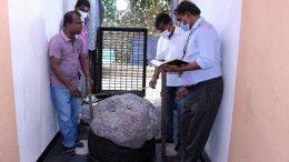 World's largest star sapphire cluster found in backyard in Ratnapura Sri Lanka