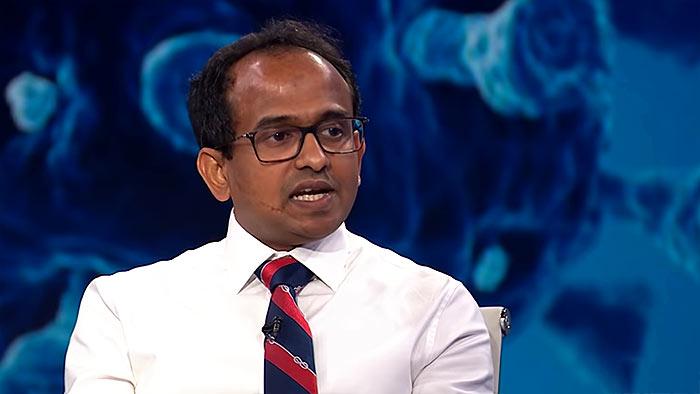 Dr. Chandima Jeewandara