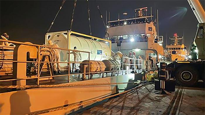 Indian naval ship Shakti