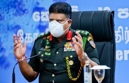 Sri Lanka Army Commander General Shavendra Silva