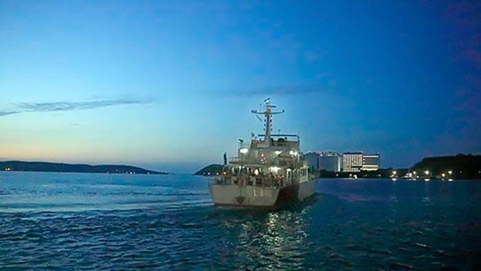 Sri Lanka Naval ship Shakthi