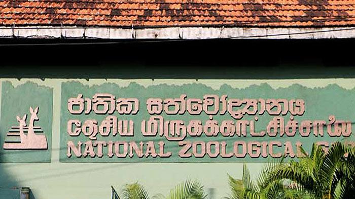 National Zoological Gardens in Sri Lanka