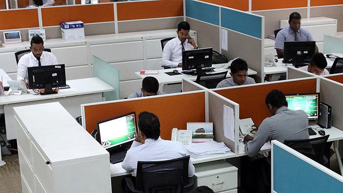 Private office in Sri Lanka