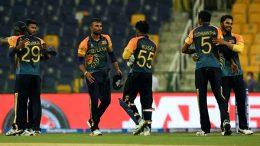 Sri Lanka Cricket team in ICC men's T20 World Cup 2021
