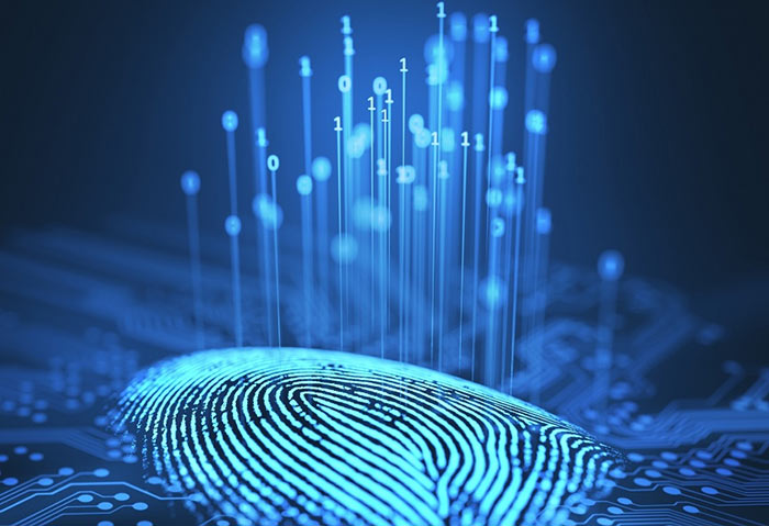 Thumb security - Digital ID